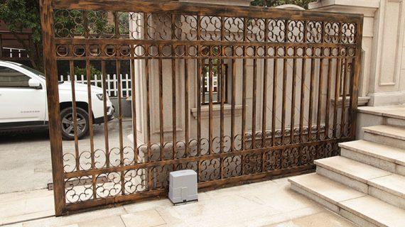 cổng tự động tại phú thọ